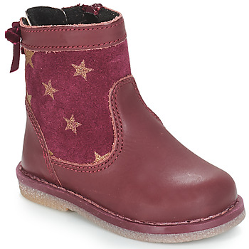 Shoes Girl Mid boots André PARME Bordeaux