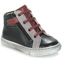 Shoes Boy Mid boots André CORBEAU Black