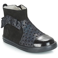 Shoes Girl Mid boots André NUIT Black