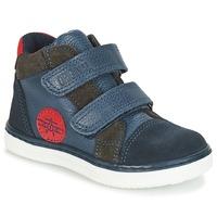 Shoes Boy Hi top trainers André JET Blue