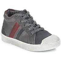 Shoes Boy Mid boots André RECREATION Grey