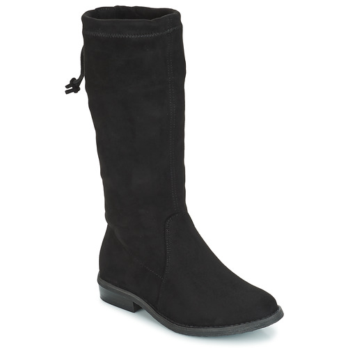 Shoes Girl High boots André VALENTINE Black