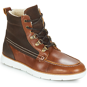 Shoes Boy Mid boots André GLOBE Brown