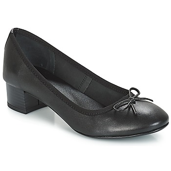 Shoes Women Flat shoes André POETESSE Black