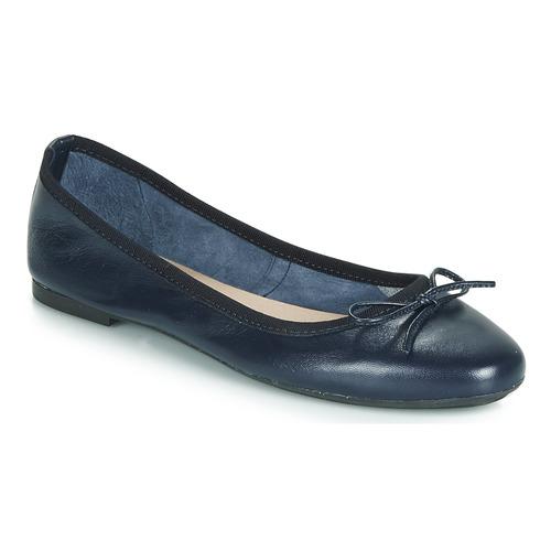 Shoes Women Flat shoes André PIETRA Marine