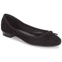Shoes Women Flat shoes André CINDY Black