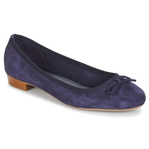 Shoes Women Flat shoes André CINDY Marine