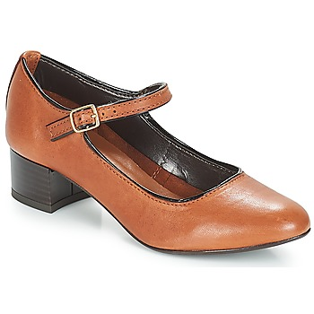 Shoes Women Flat shoes André FOLLOW Brown