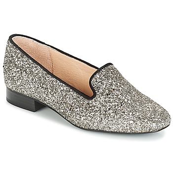 Shoes Women Flat shoes André ATOMIC Silver