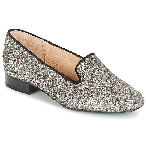 Shoes Women Flat shoes André ATOMIC Silver