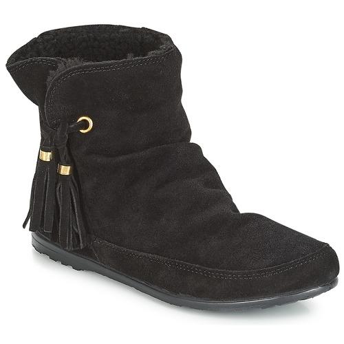 Shoes Women Mid boots André TATANKA Black