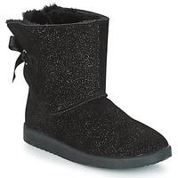 Shoes Women Mid boots André TOUDOU Black