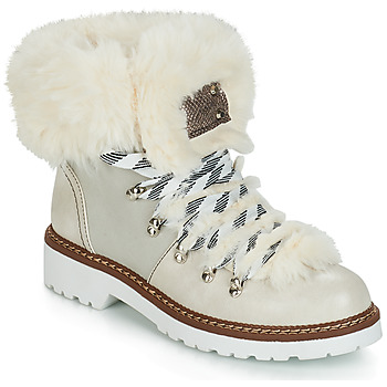 Shoes Women Ankle boots André TABULAE White