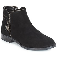 Shoes Women Mid boots André BILLY Black