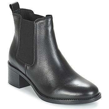 Shoes Women Mid boots André CRUMBLE Black