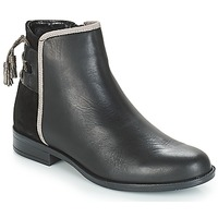 Shoes Women Mid boots André TITOL Black