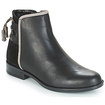 Shoes Women Mid boots André TITOL Black