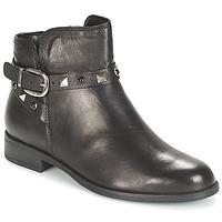 Shoes Women Mid boots André TIFFEN Black