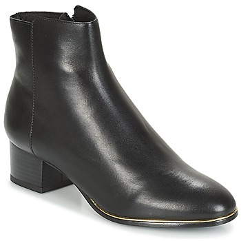 Shoes Women Mid boots André FLORENTINE Black