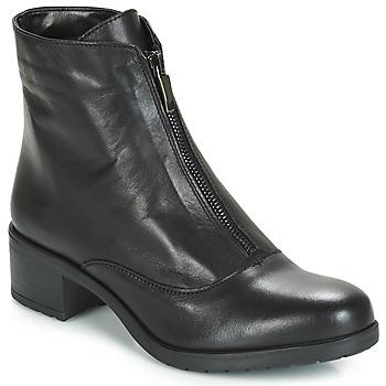 Shoes Women Ankle boots André TAX Black
