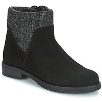 Shoes Women Mid boots André TRIAL Black