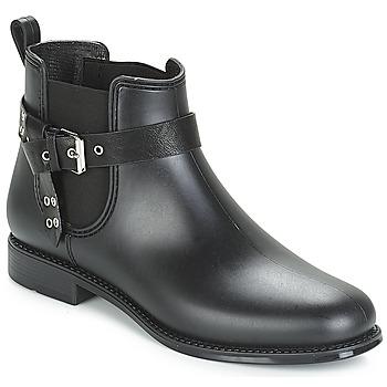 Shoes Women Mid boots André THAMES Black