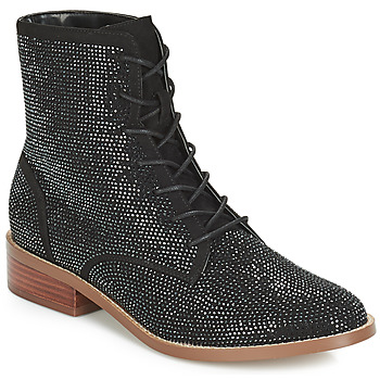 Shoes Women Mid boots André TASHA Black