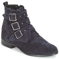 Shoes Women Mid boots André TIRA Marine