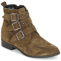 Shoes Women Mid boots André TIRA Green