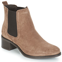 Shoes Women Mid boots André CRUMBLE Beige