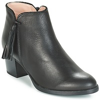 Shoes Women Ankle boots André PERRINE Black