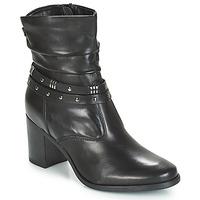 Shoes Women Mid boots André TOCSIN Black