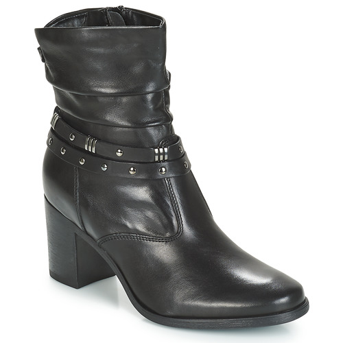 Shoes Women Mid boots André TOCSIN Black