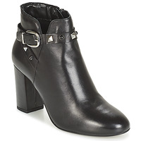 Shoes Women Mid boots André FLY Black
