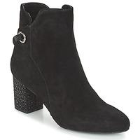 Shoes Women Mid boots André FILIE Black