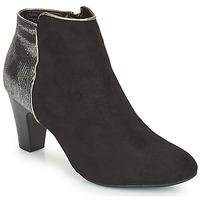 Shoes Women Mid boots André FLORIE Black
