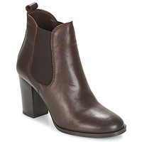 Shoes Women Ankle boots André CLAFOUTI Brown