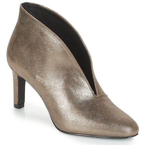 Shoes Women Heels André FILANE Gold