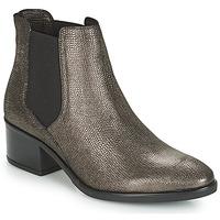 Shoes Women Mid boots André TRIUMPHA Brown