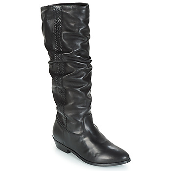 Shoes Women High boots André TORONTO Black