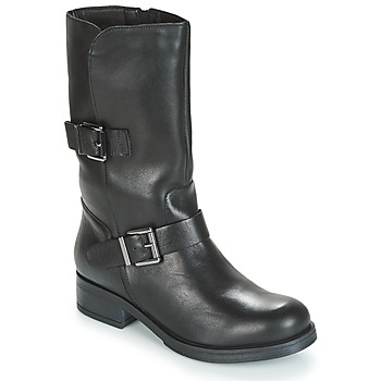 Shoes Women High boots André TOPI Black