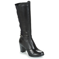 Shoes Women High boots André TANIA Black