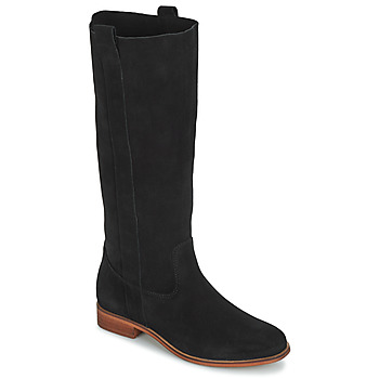 Shoes Women High boots André THEE Black