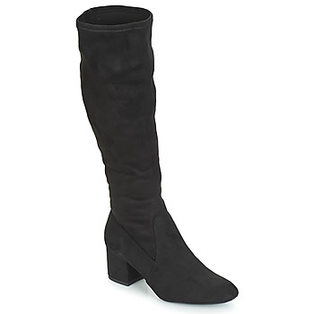 Shoes Women High boots André FARFELUE Black
