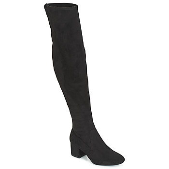 Shoes Women Thigh boots André FLAIR Black