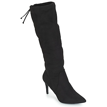 Shoes Women High boots André FOLIES Black