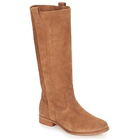 Shoes Women High boots André THEE Brown