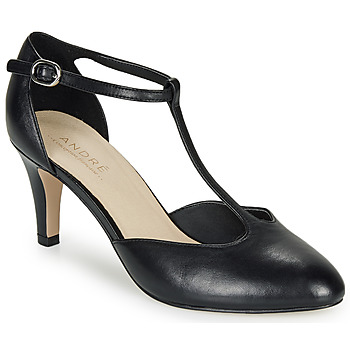 Shoes Women Heels André FALBALA Black
