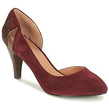 Shoes Women Heels André FREESIA Bordeaux
