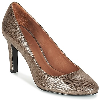 Shoes Women Heels André FARWELL Gold